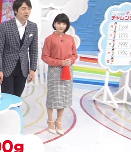 川島海荷 パンツ見えそうな▼ゾーンキャプ・エロ画像2