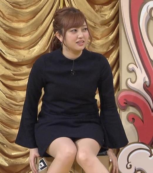 菊地亜美 思いのほか脚がきれい。デルタゾーンはほぼパンチラキャプ画像(エロ・アイコラ画像)