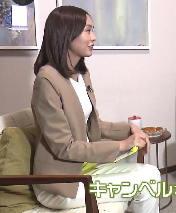 桐谷美玲 ふんわりおっぱいキャプ・エロ画像2