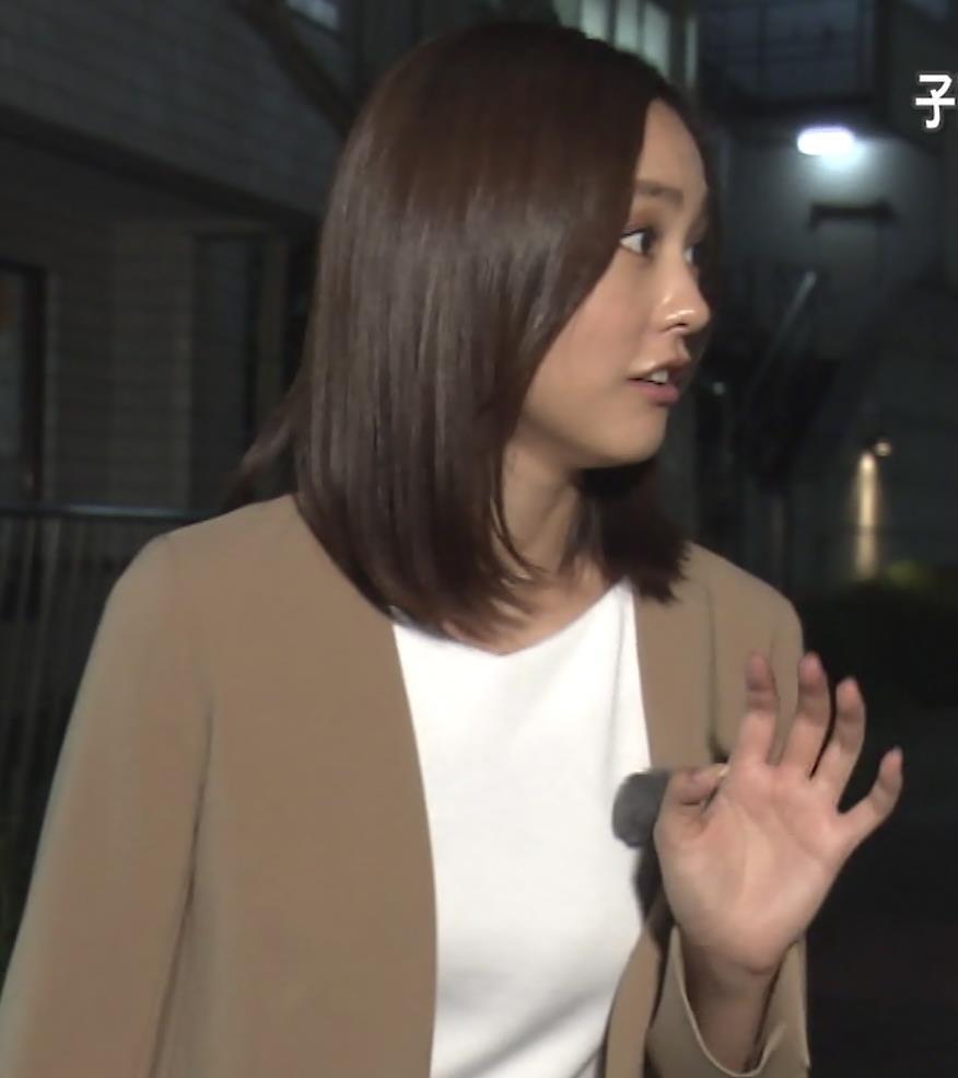 桐谷美玲 ふんわりおっぱいキャプ・エロ画像4