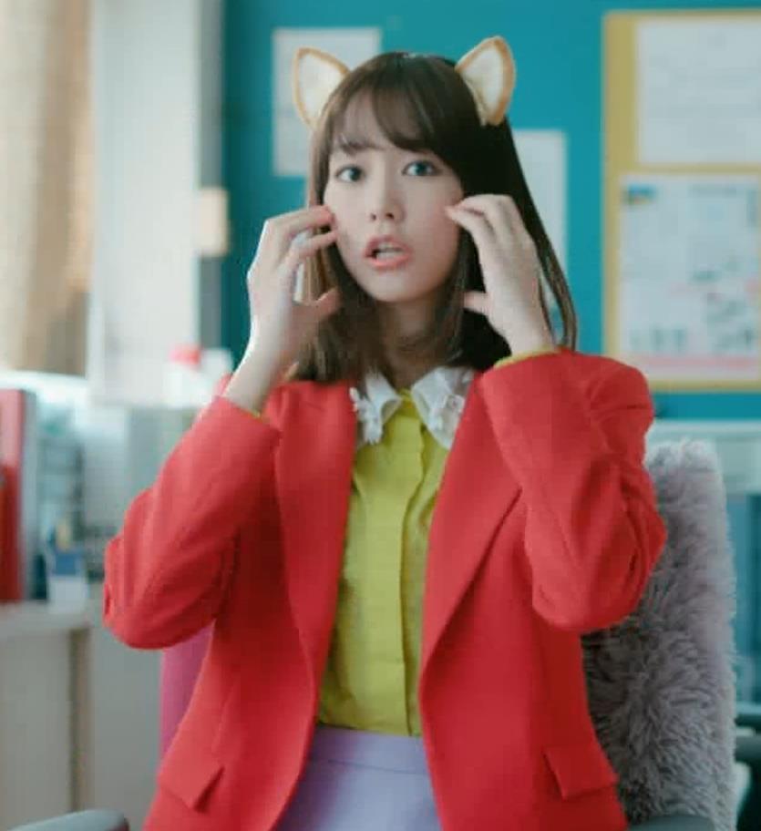 桐谷美玲 キスシーン&猫耳キャプ・エロ画像4