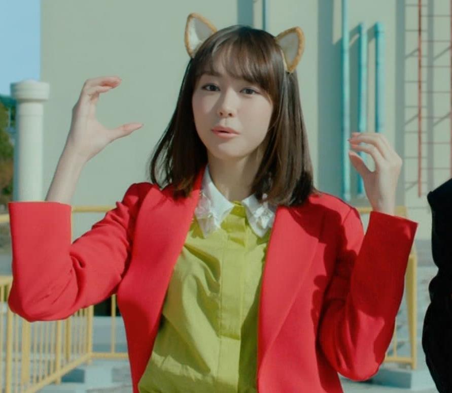 桐谷美玲 キスシーン&猫耳キャプ・エロ画像6