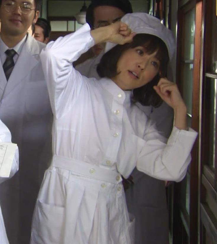 小林麻耶 明治時代の看護婦コスプレキャプ・エロ画像12