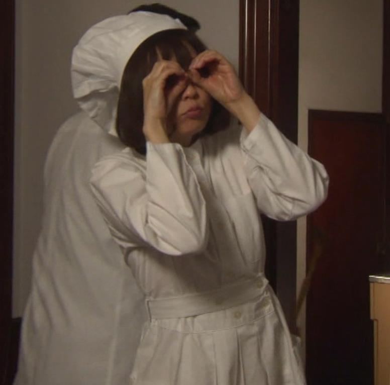 小林麻耶 明治時代の看護婦コスプレキャプ・エロ画像4