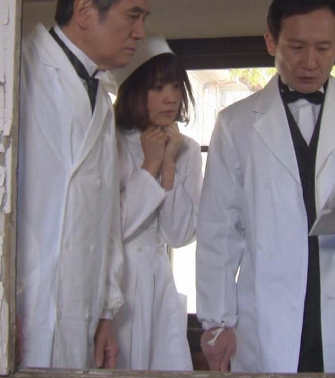 小林麻耶 明治時代の看護婦コスプレキャプ・エロ画像5