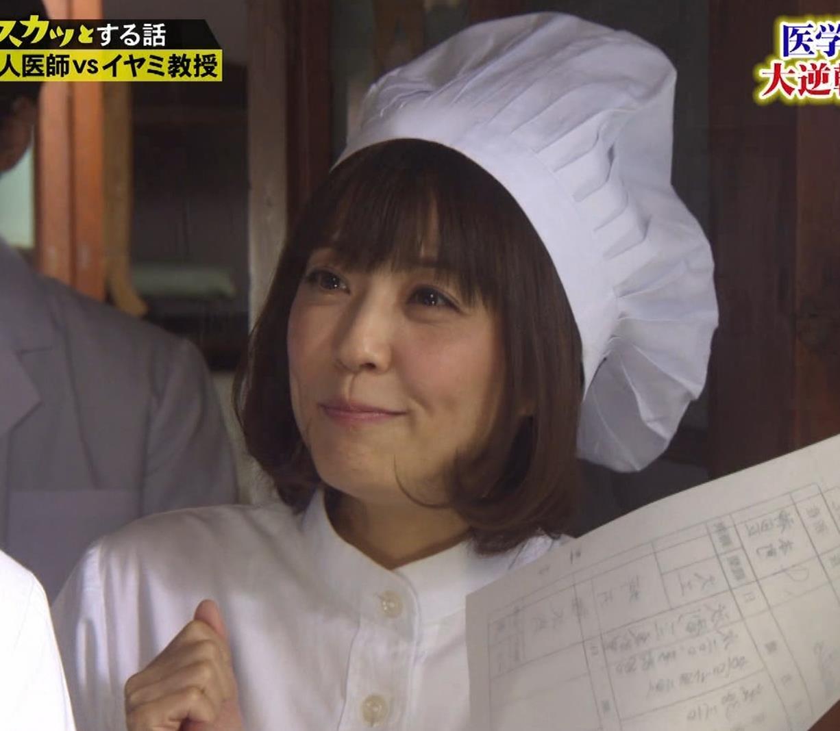 小林麻耶 明治時代の看護婦コスプレキャプ・エロ画像8