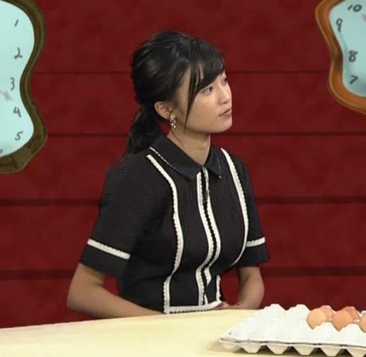 小島瑠璃子 ありそうでなさそうな着衣おっぱいキャプ画像(エロ・アイコラ画像)