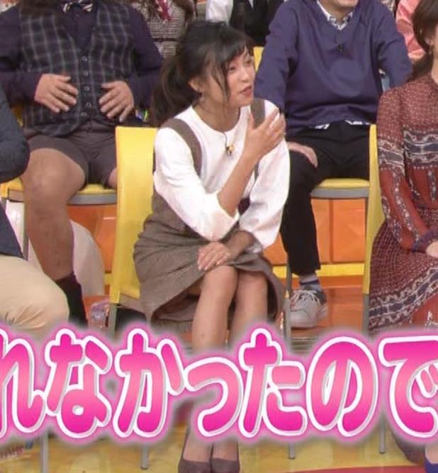 小島瑠璃子 着衣横乳キャプ・エロ画像5
