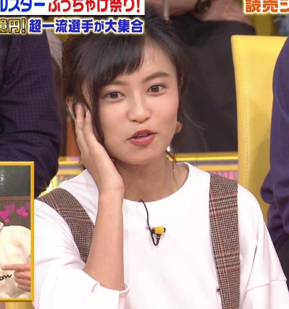 小島瑠璃子 着衣横乳キャプ・エロ画像8