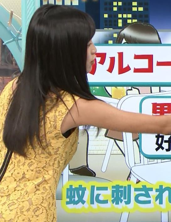 小島瑠璃子 体のラインがエロいワンピースキャプ・エロ画像8