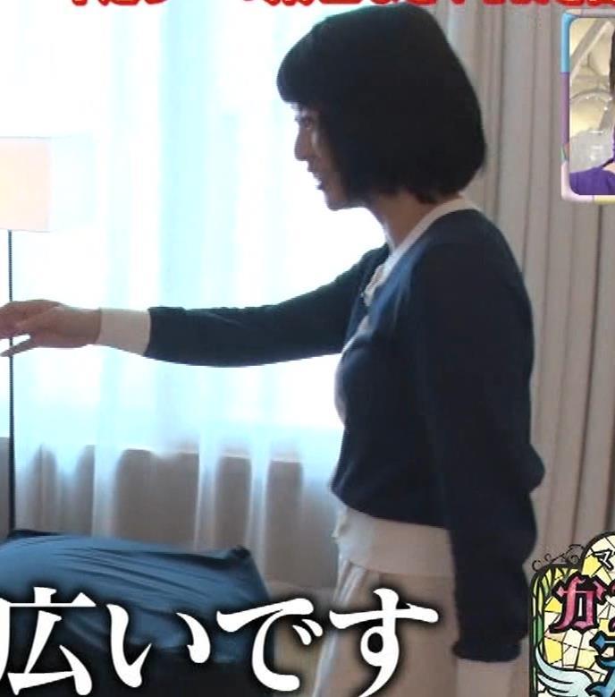 久保田直子アナ 着衣おっぱいや疑似フェラなどキャプ・エロ画像7