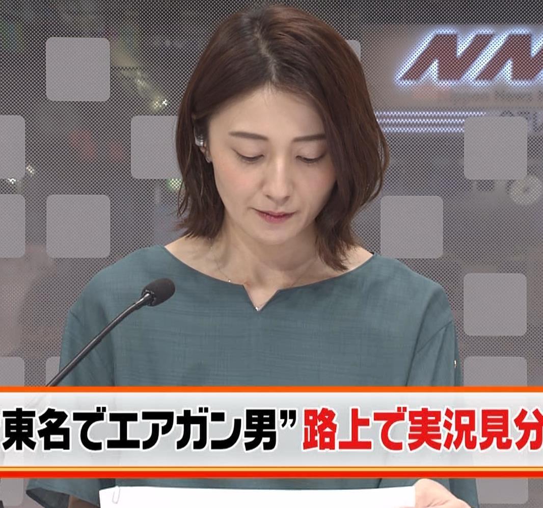 久野静香アナ 色白美人アナキャプ・エロ画像2