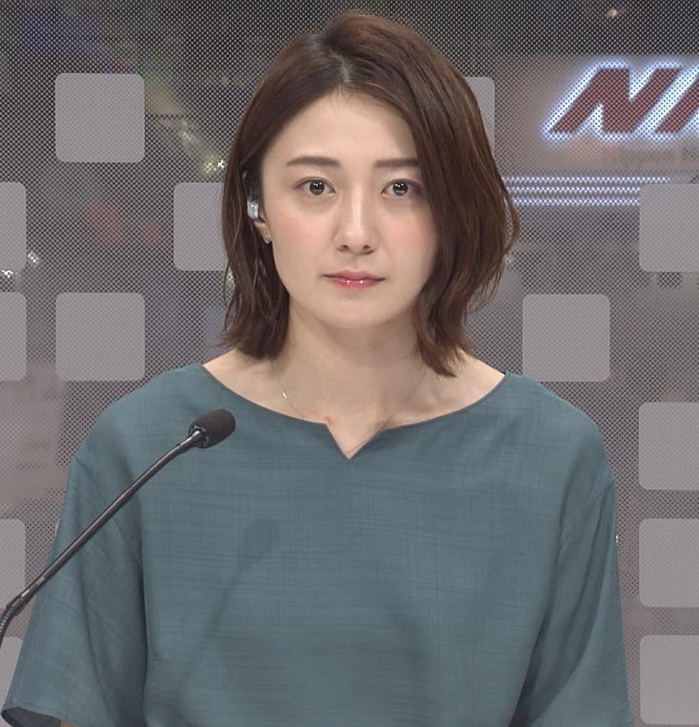 久野静香アナ 色白美人アナキャプ・エロ画像3