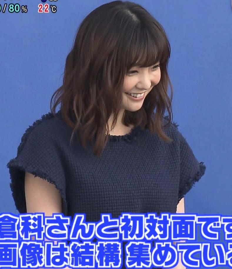 倉科カナ エロいスカートでイベントに出演キャプ・エロ画像11