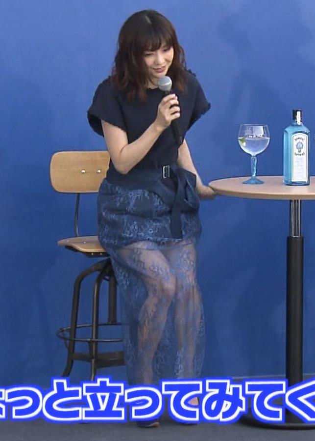 倉科カナ エロいスカートでイベントに出演キャプ・エロ画像7