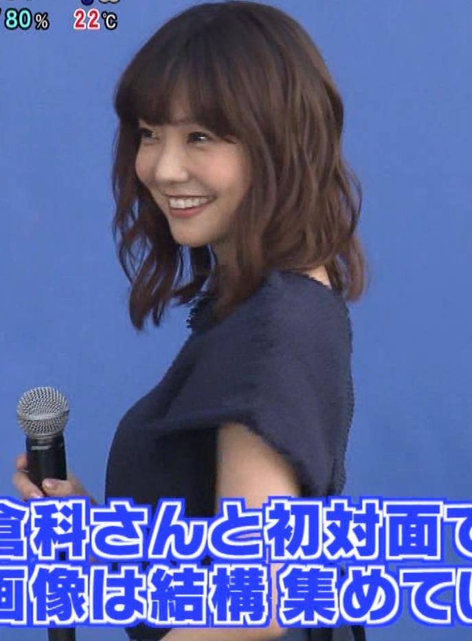 倉科カナ エロいスカートでイベントに出演キャプ・エロ画像9