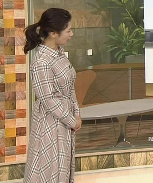 桑子真帆アナ 桑パイの横乳キャプ画像(エロ・アイコラ画像)