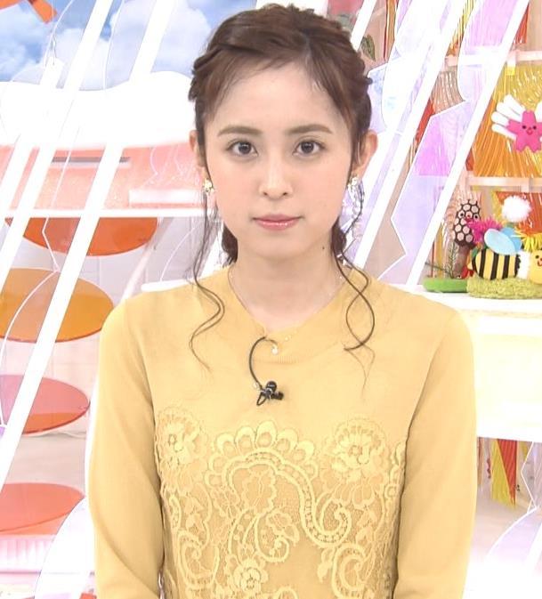 久慈暁子アナ おでこ出した髪形がカワイイキャプ・エロ画像