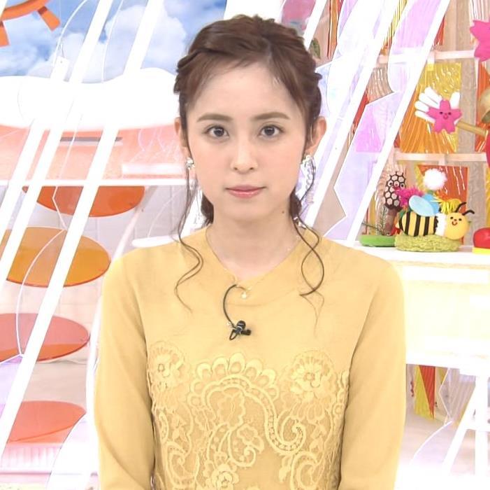 久慈暁子アナ おでこ出した髪形がカワイイキャプ・エロ画像4