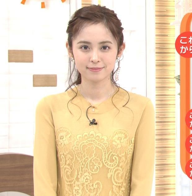 久慈暁子アナ おでこ出した髪形がカワイイキャプ・エロ画像5