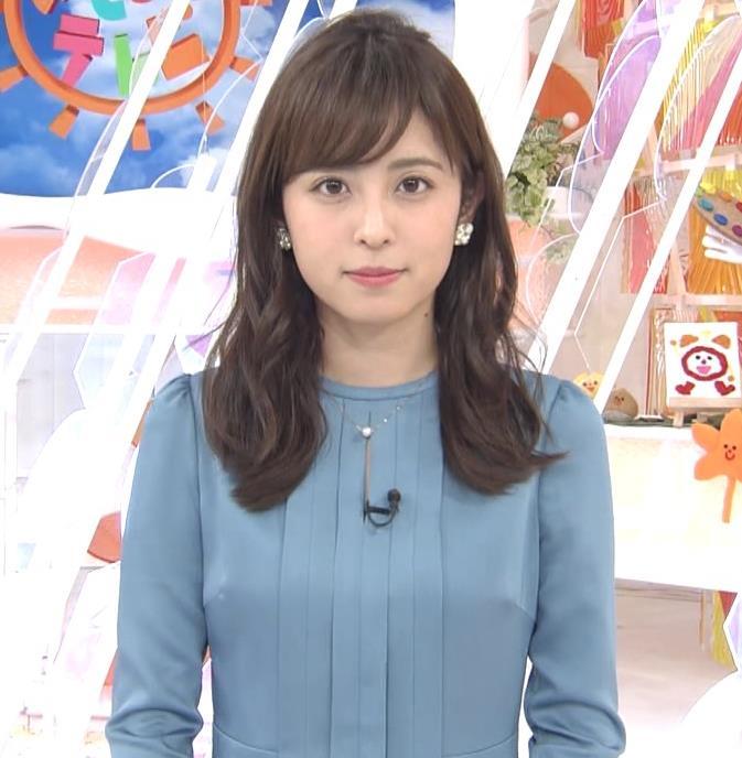 久慈暁子アナ めざましテレビキャプ・エロ画像3