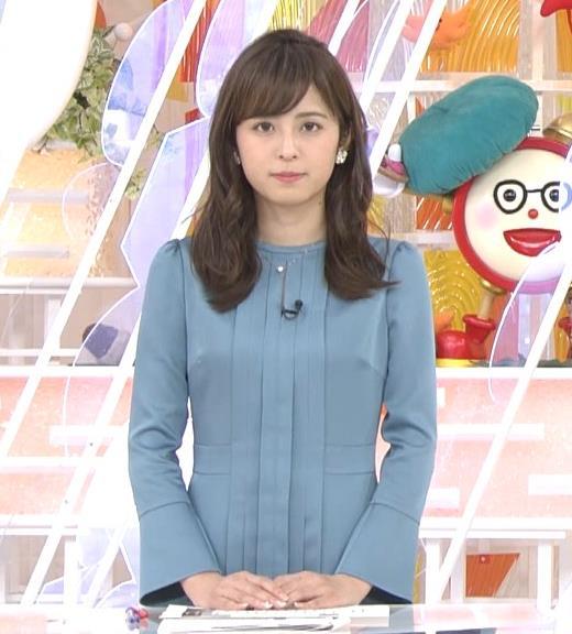 久慈暁子アナ めざましテレビキャプ・エロ画像4
