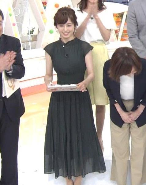 久慈暁子アナ ウエストほっそ!!キャプ・エロ画像