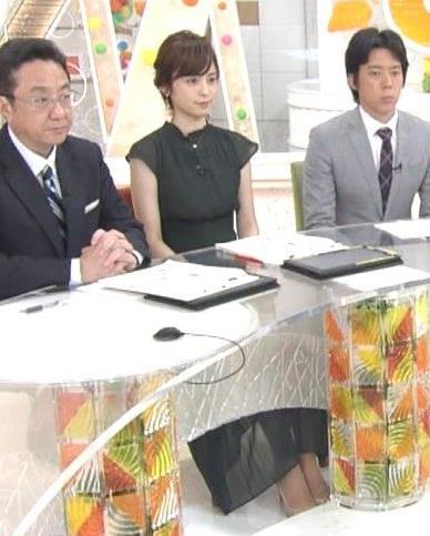 久慈暁子アナ ウエストほっそ!!キャプ・エロ画像5