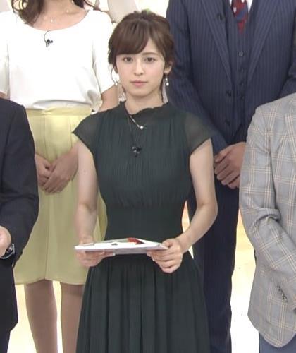 久慈暁子アナ ウエストほっそ!!キャプ・エロ画像8