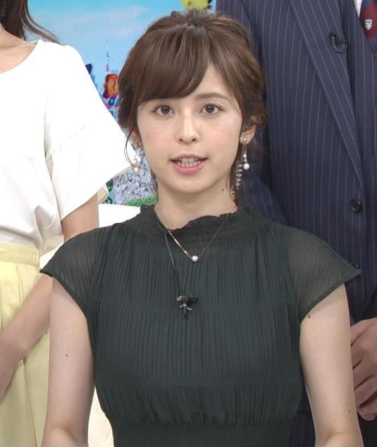 久慈暁子アナ ウエストほっそ!!キャプ・エロ画像9