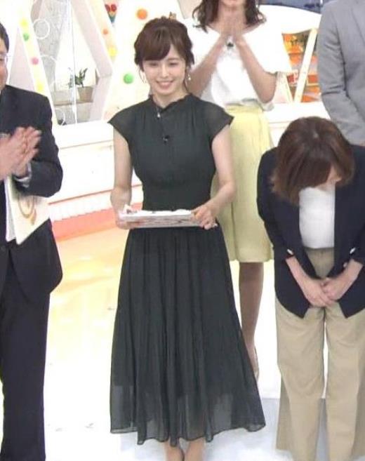 久慈暁子 ウエストほっそ!!キャプ画像(エロ・アイコラ画像)