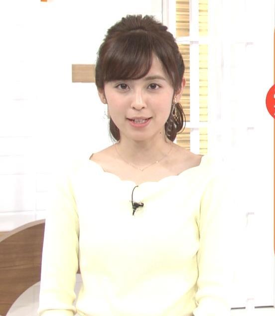 久慈暁子アナ 美脚ふくらはぎキャプ・エロ画像7