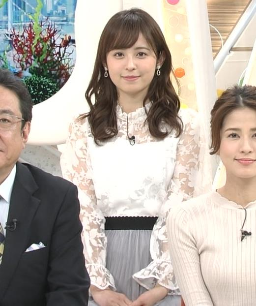 久慈暁子アナ 透け透け衣装キャプ・エロ画像4