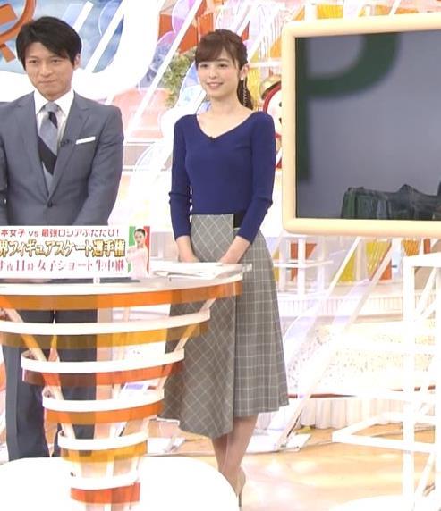 久慈暁子アナ 細身で可愛すぎ!キャプ・エロ画像4