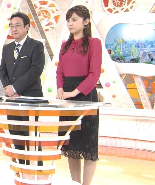 久慈暁子アナ めざましテレビキャプ・エロ画像5