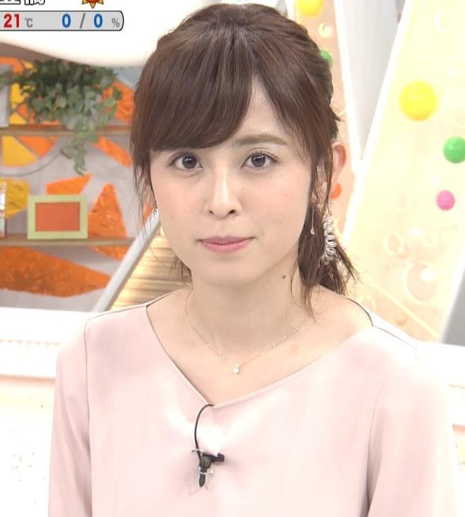 アナ 花柄ロングスカートキャプ・エロ画像2