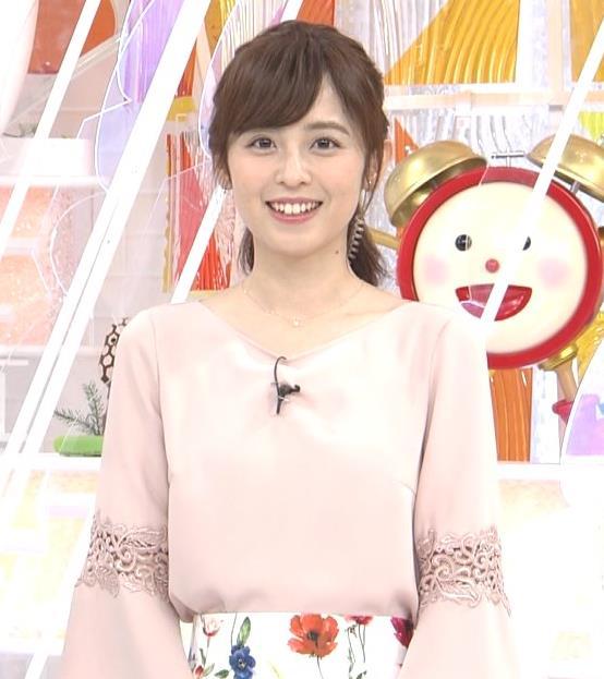 アナ 花柄ロングスカートキャプ・エロ画像6