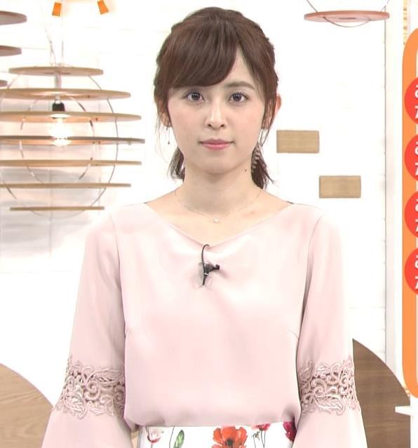 アナ 花柄ロングスカートキャプ・エロ画像7