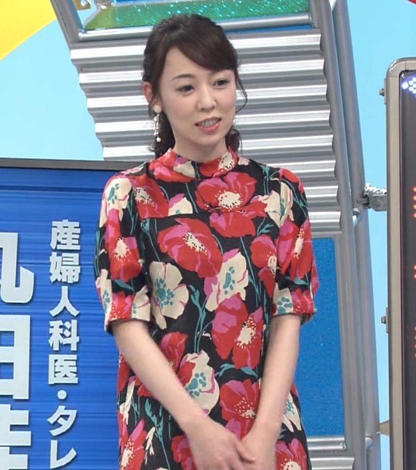 丸田佳奈 美人女医さん、スカートが短すぎるキャプ・エロ画像6