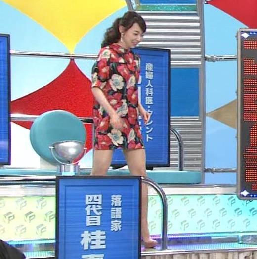 丸田佳奈 美人女医さん、スカートが短すぎるキャプ画像(エロ・アイコラ画像)