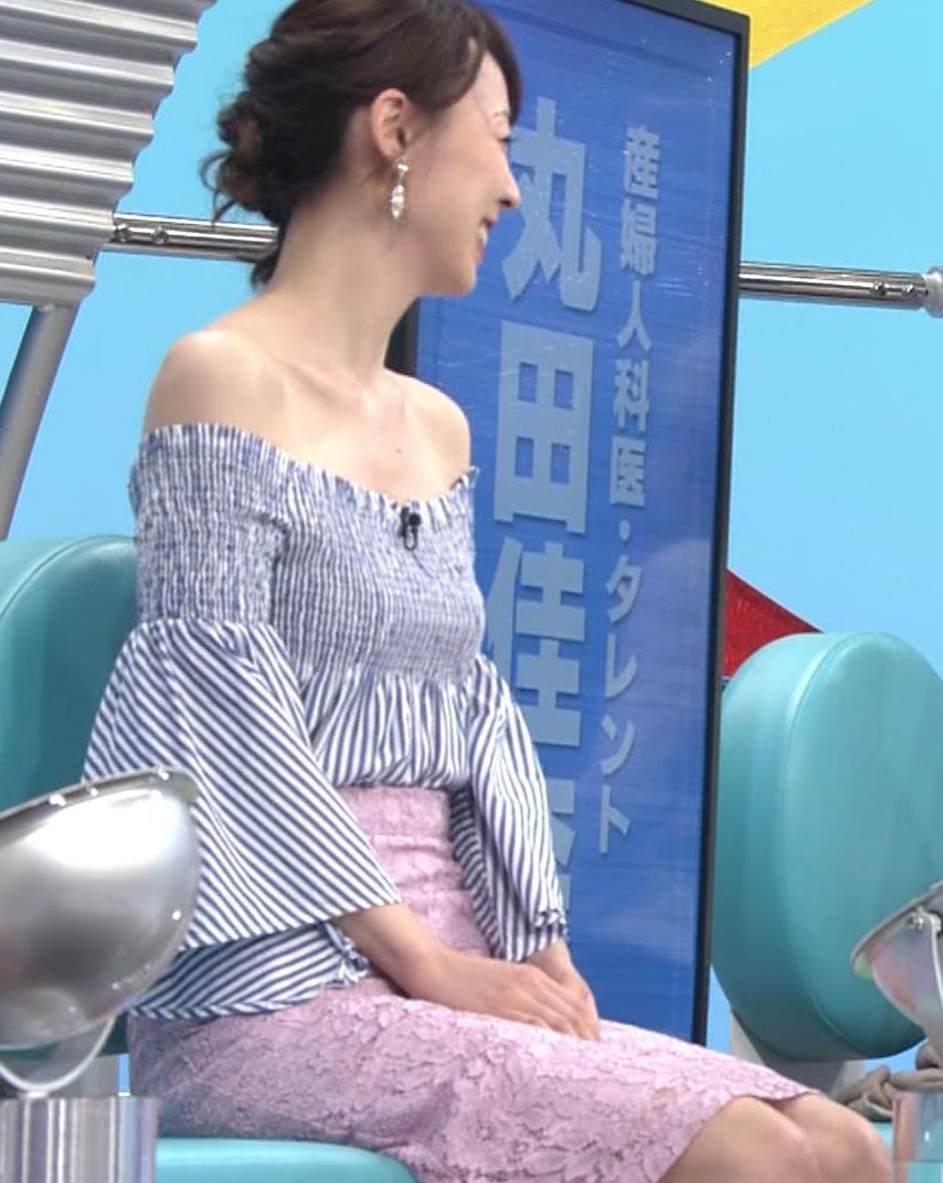 裸に見えるぐらいのエロ衣装キャプ・エロ画像3