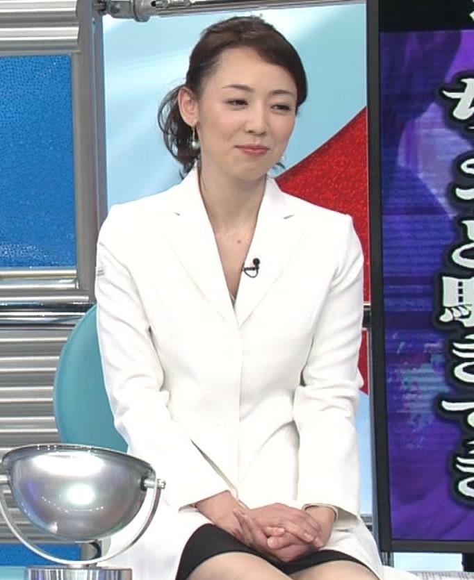 丸山佳奈 スカートが短すぎてパンツが見えそうな美人女医キャプ・エロ画像7