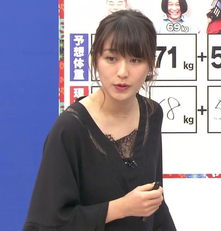枡田絵理奈アナ こどもを二人産んでもまだまだかわいいキャプ・エロ画像