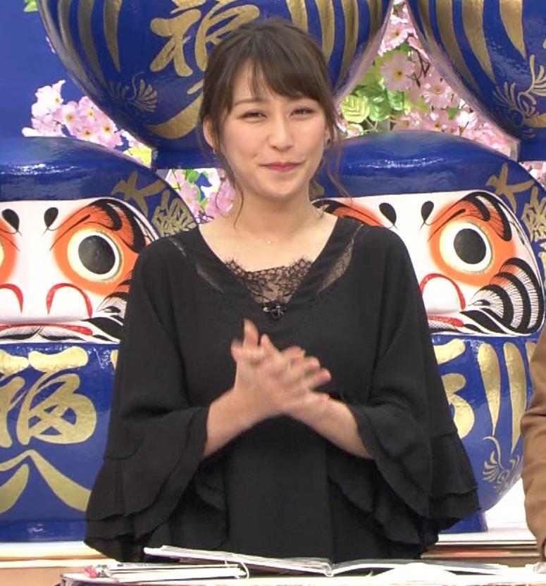 枡田絵理奈アナ こどもを二人産んでもまだまだかわいいキャプ・エロ画像2