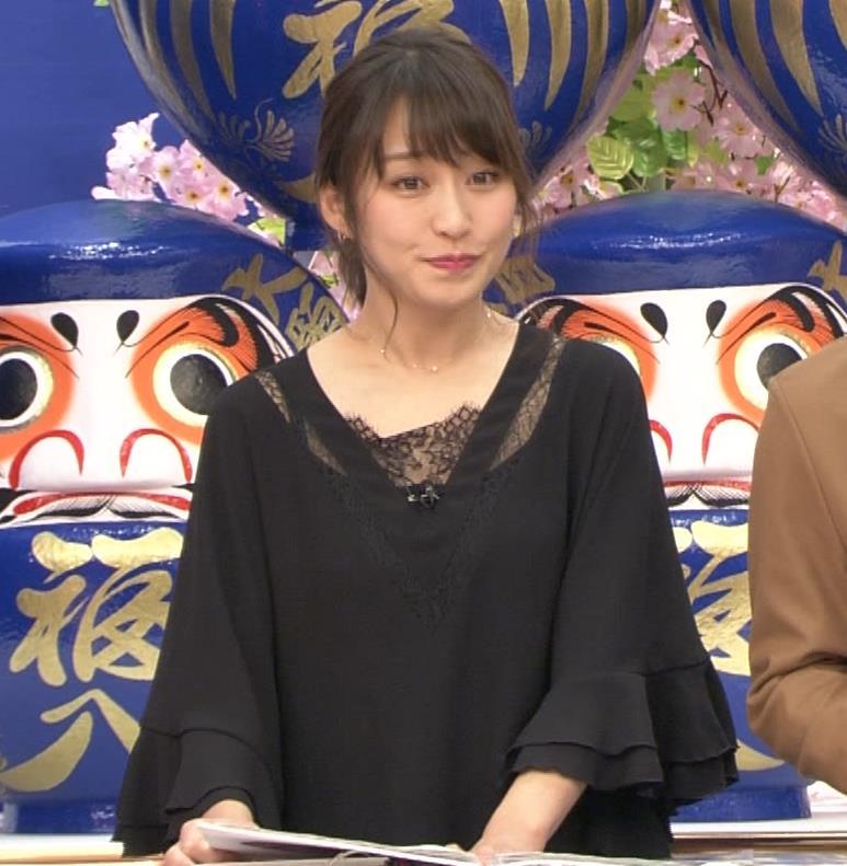 枡田絵理奈アナ こどもを二人産んでもまだまだかわいいキャプ・エロ画像11