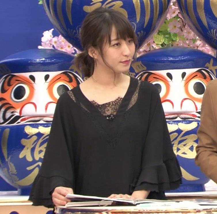 枡田絵理奈アナ こどもを二人産んでもまだまだかわいいキャプ・エロ画像12