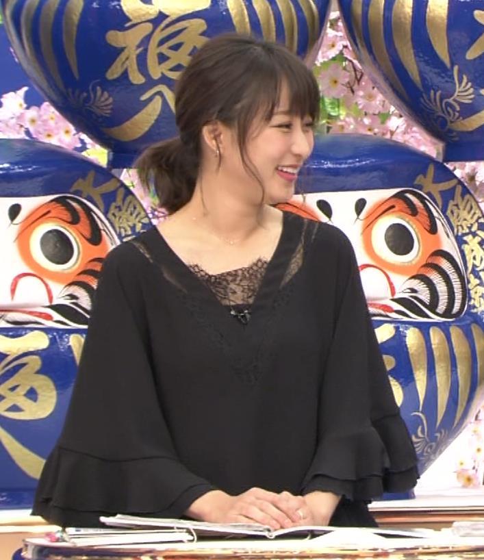 枡田絵理奈アナ こどもを二人産んでもまだまだかわいいキャプ・エロ画像3