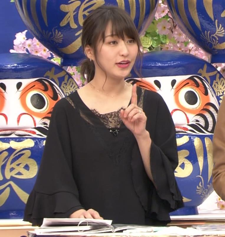 枡田絵理奈アナ こどもを二人産んでもまだまだかわいいキャプ・エロ画像5