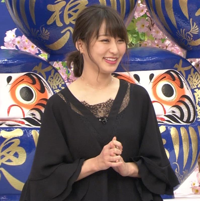 枡田絵理奈アナ こどもを二人産んでもまだまだかわいいキャプ・エロ画像6