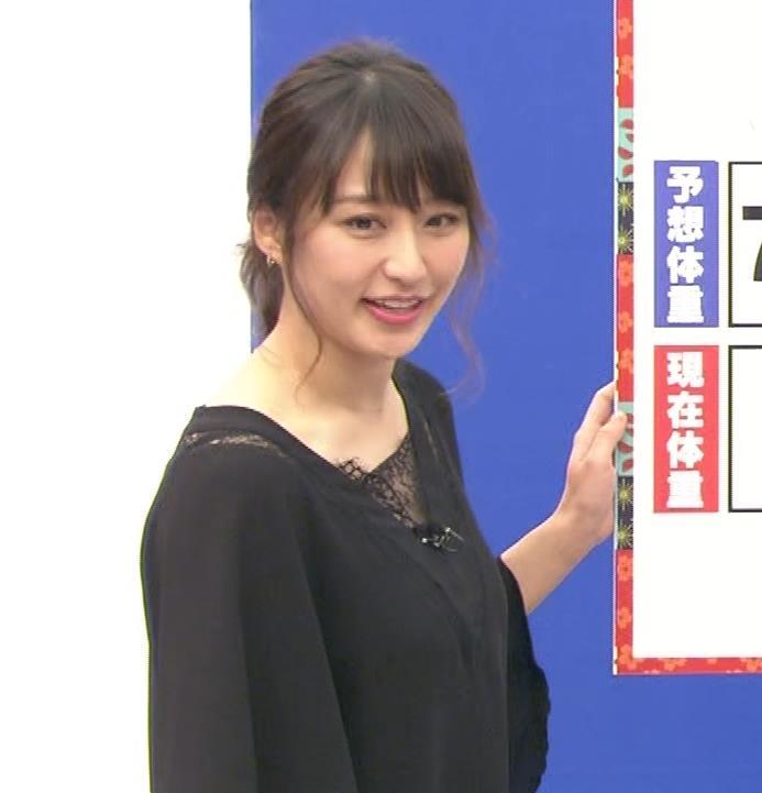枡田絵理奈アナ こどもを二人産んでもまだまだかわいいキャプ・エロ画像7